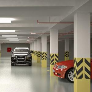 Автостоянки, паркинги Мариинского Посада