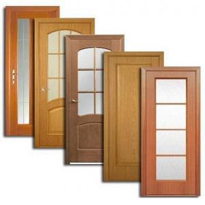 Двери, дверные блоки Мариинского Посада