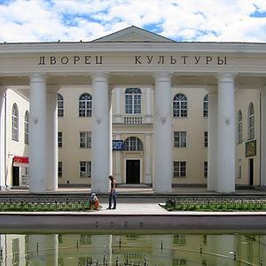 Дворцы и дома культуры Мариинского Посада