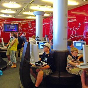 Интернет-кафе Мариинского Посада