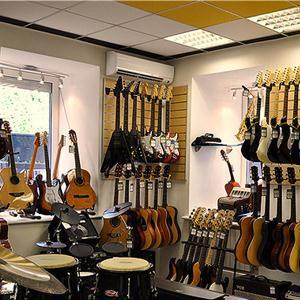 Музыкальные магазины Мариинского Посада