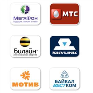 Операторы сотовой связи Мариинского Посада