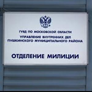 Отделения полиции Мариинского Посада