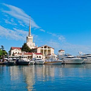 Речные и морские вокзалы Мариинского Посада