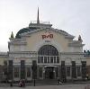 Железнодорожные вокзалы в Мариинском Посаде