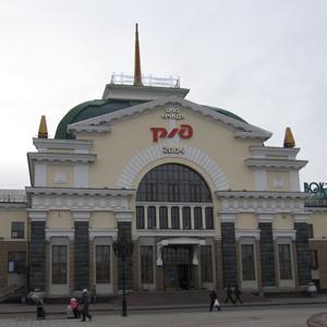 Железнодорожные вокзалы Мариинского Посада
